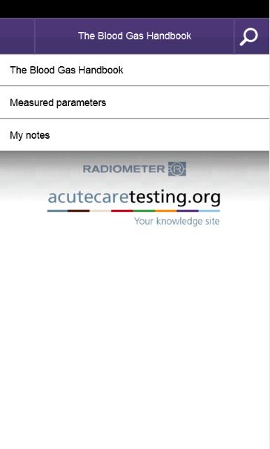 Radiometer-app